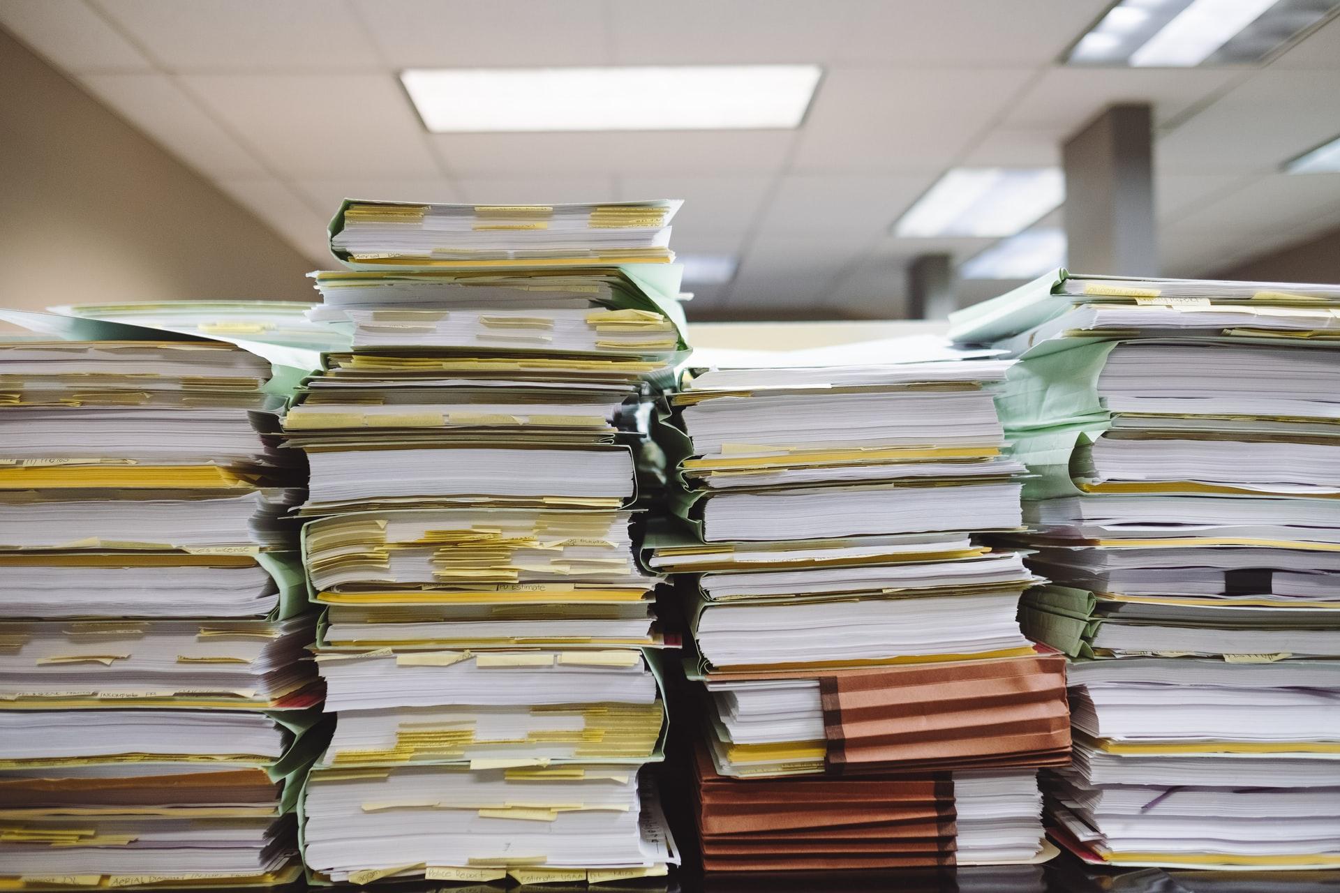 Bureau sans papier : Qu'est-ce que c'est et comment ça marche