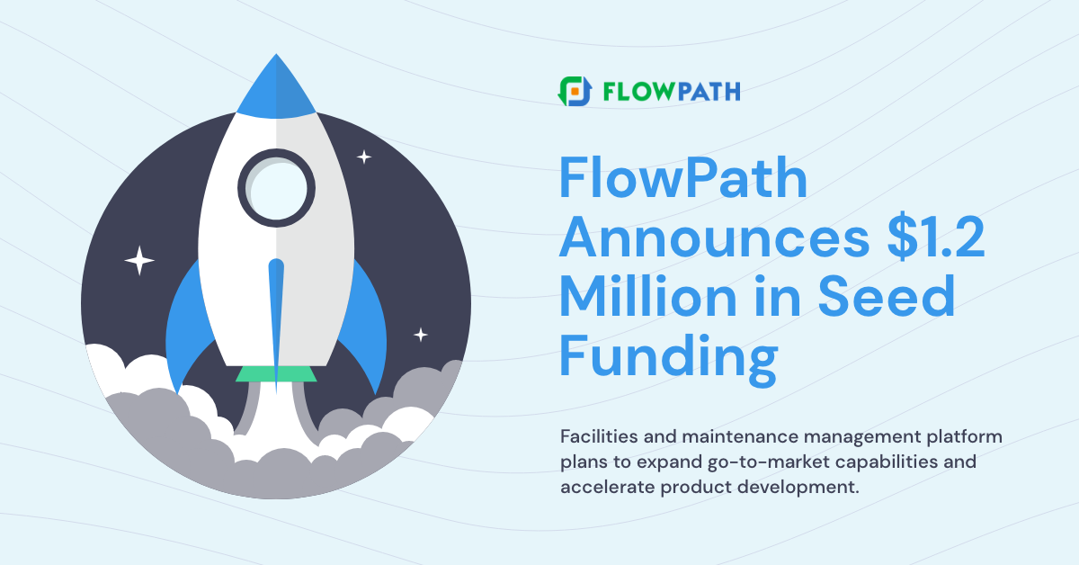 FlowPath Seed Round Fundraising Announcement