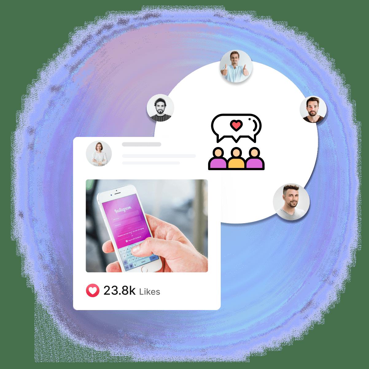 Engagements et partages