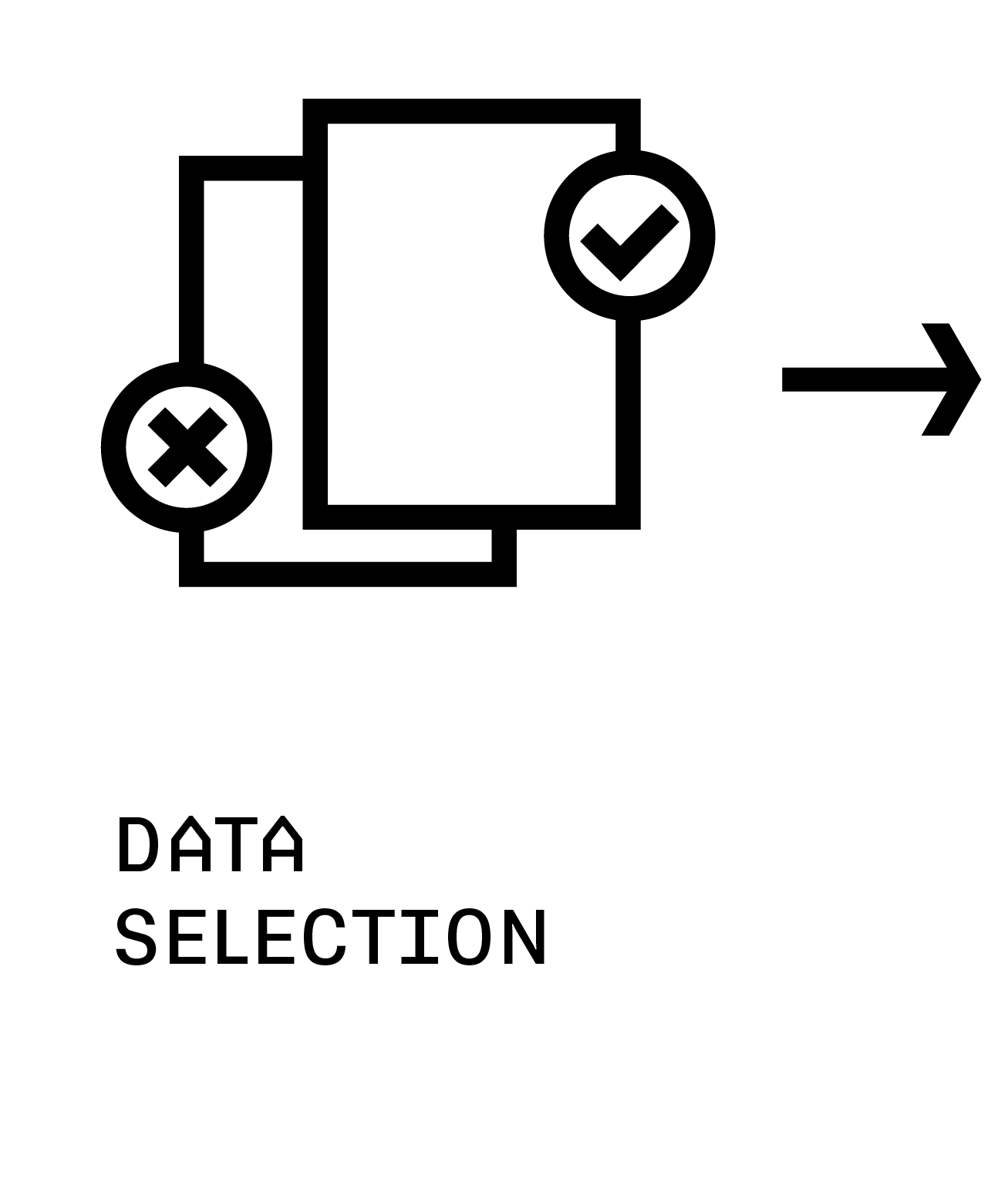 Data Selection icon