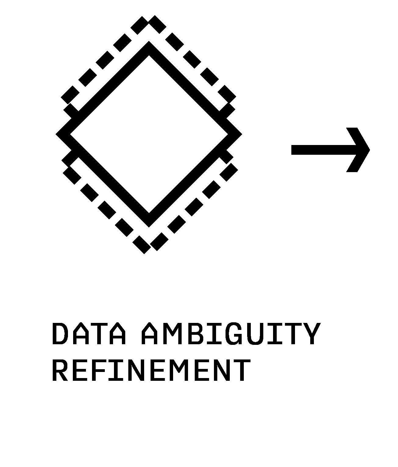 Data Ambiguity Refinement icon