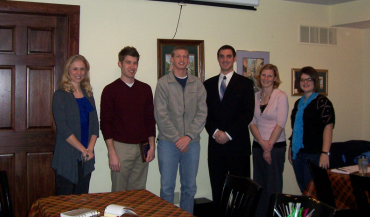 Young Professionals Network Group Photo
