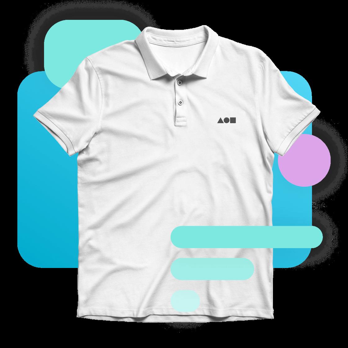 Prodajajte majice z lastnim potiskom preko platforme Vibeit, slika