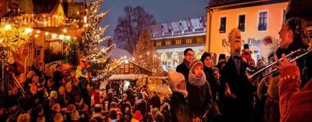 Weihnachtsmarkt auf Wackerbarth und Altkötschenbroda