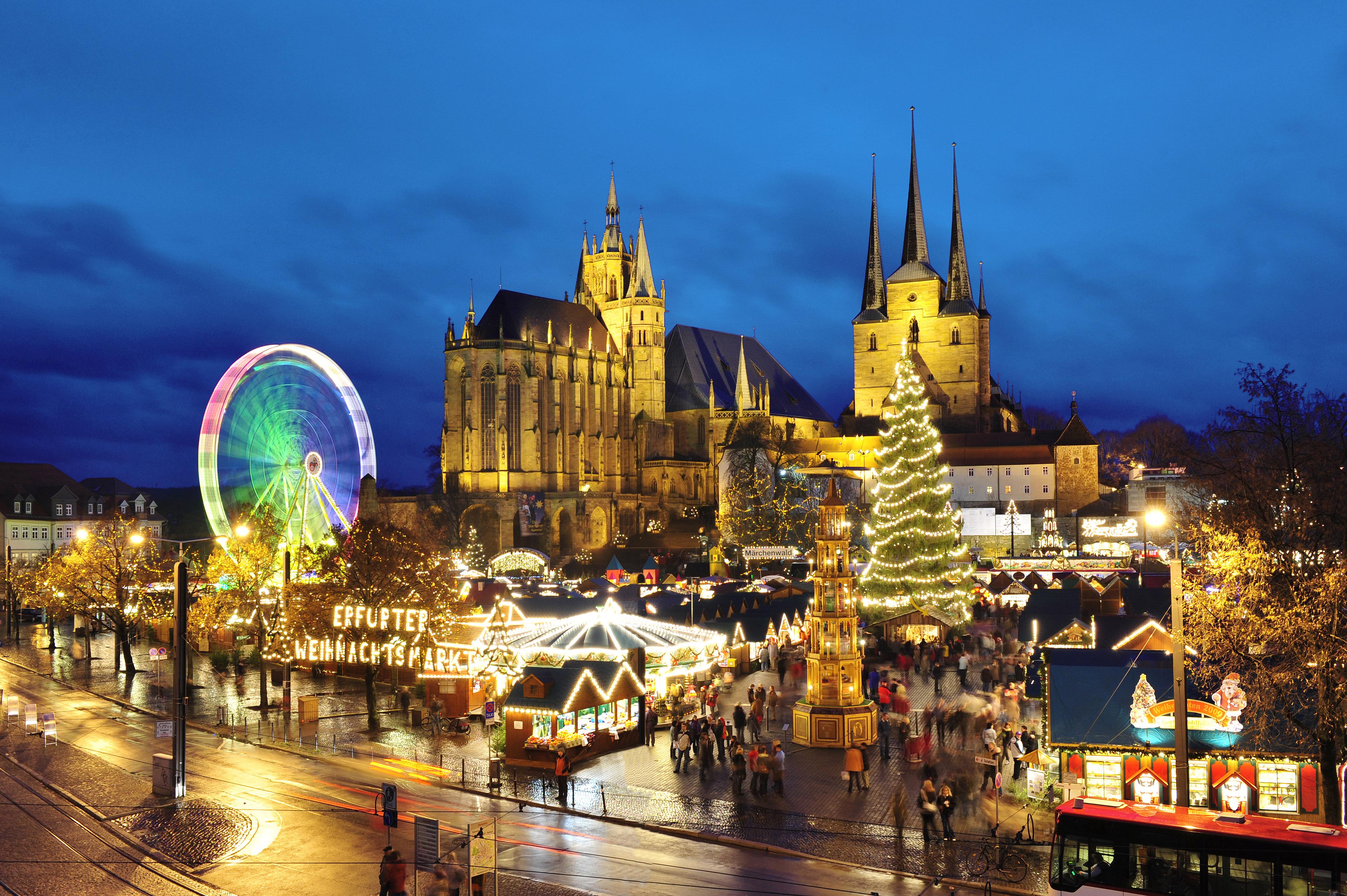 Historischer Weihnachtsmarkt Erfurt  Neuer Termin!!!