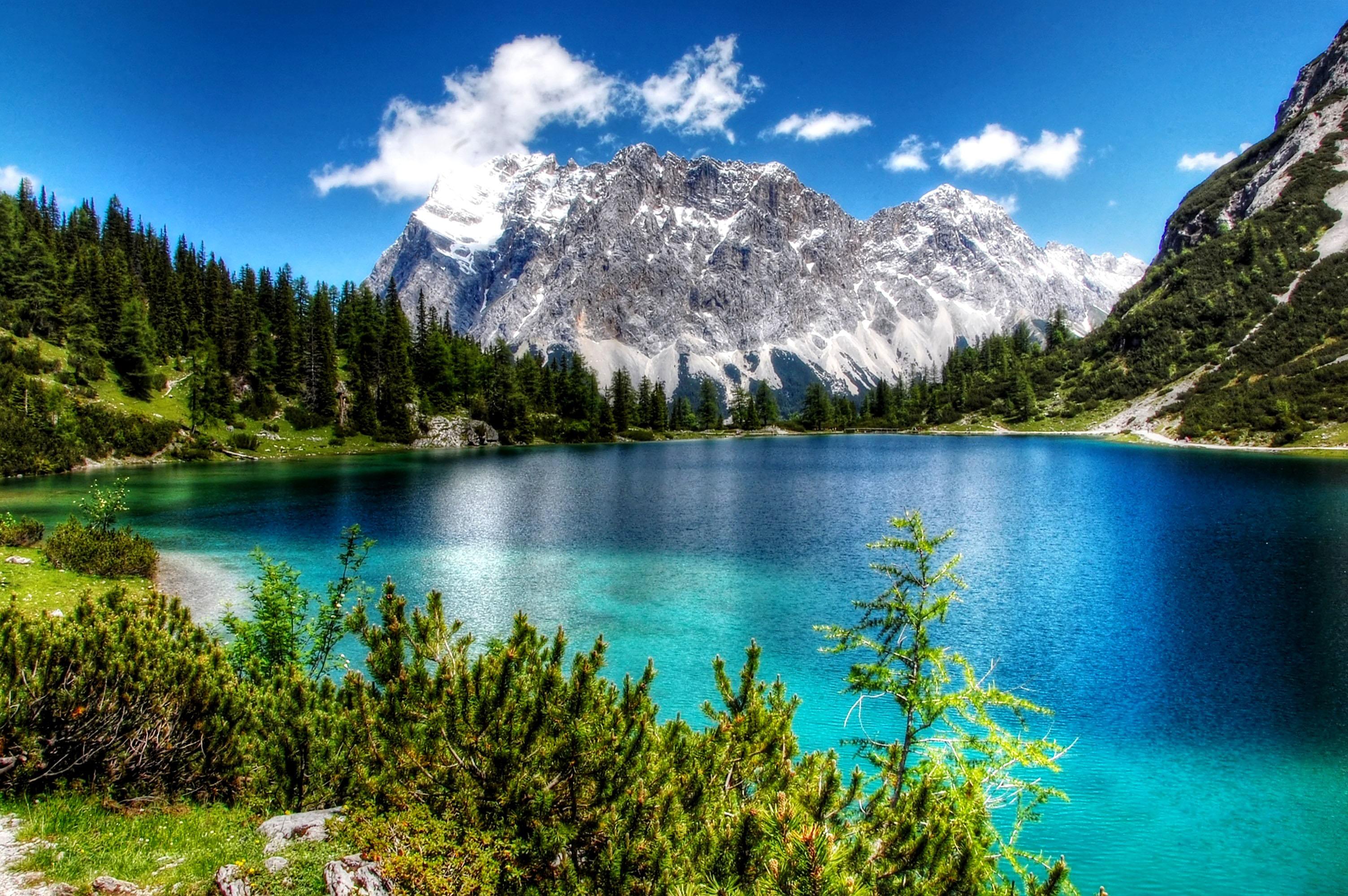 Das azurblaue Seen-Paradies in Oberbayern