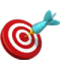 Icon of target