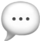 Icon speechbubble