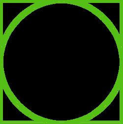 Icon of circle