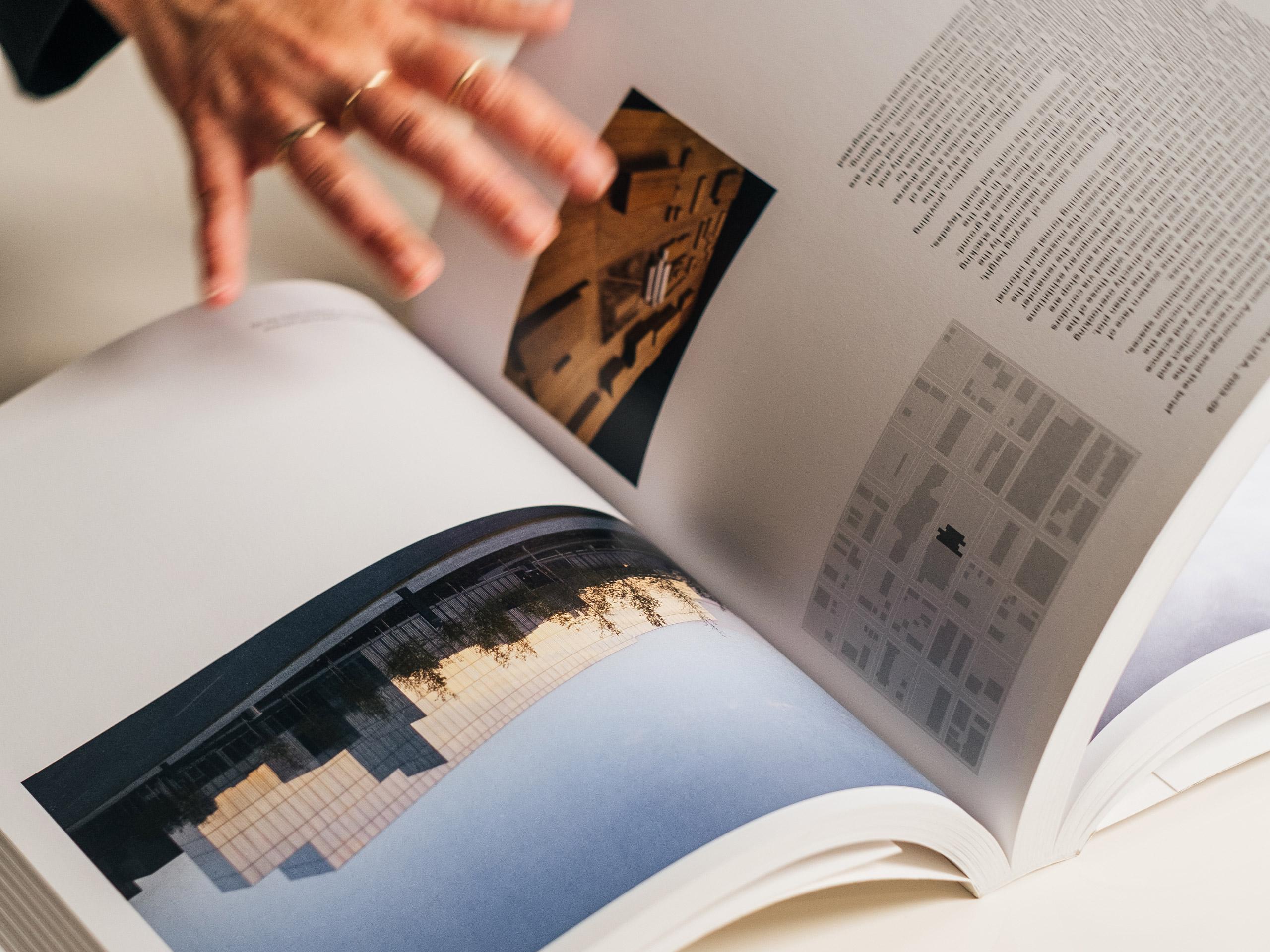 Photographie encadré d'un projet réalisé par ISSA Design