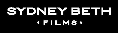 White Sydney Beth Films Secondary Logo