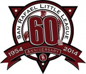 San Rafael Little League Logo