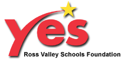 Yes Ross Valley Schools Foundation Logo