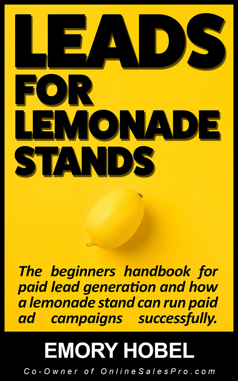 Leads For Lemonade Stands