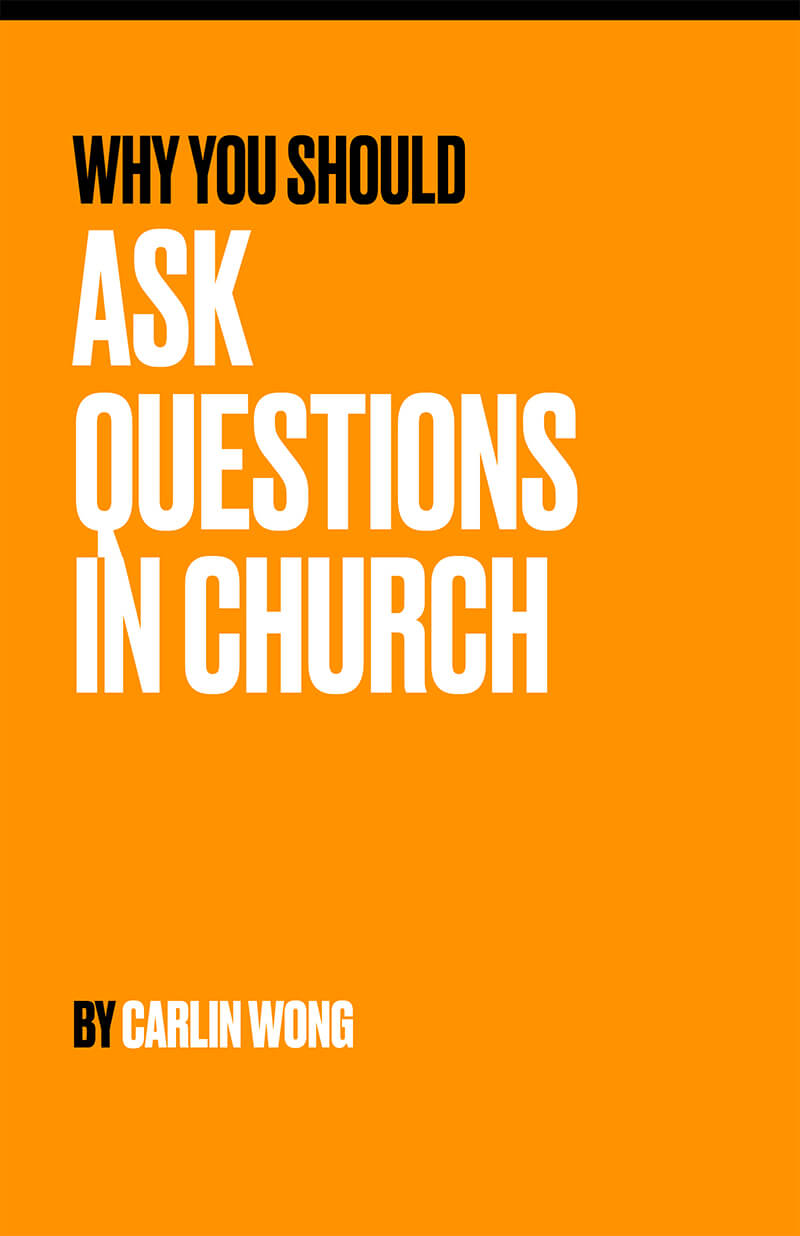 Why You Should Ask Questions In Church