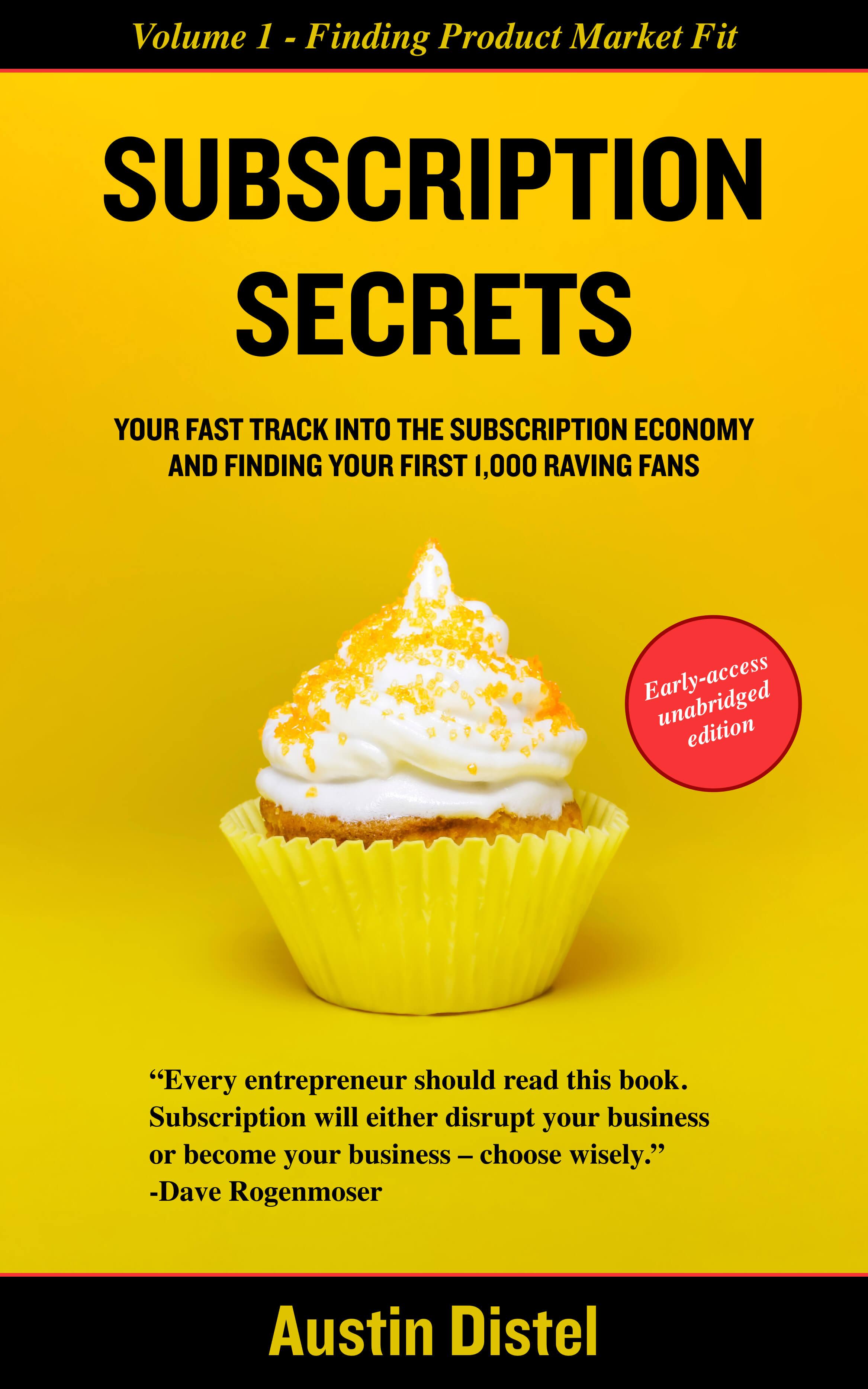 Subscription Secrets