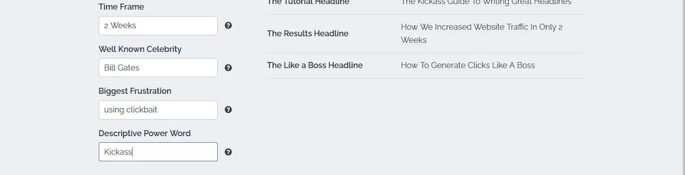 kickass headline generator 2