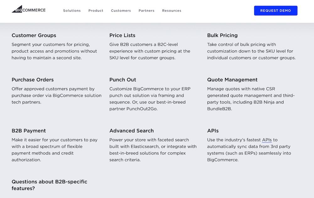 bigcommerce product description