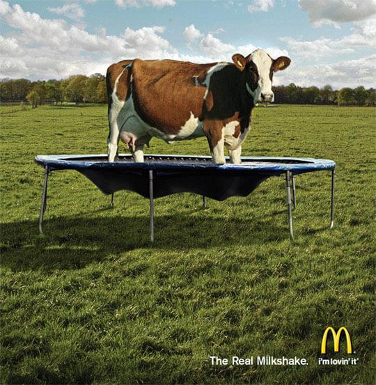 mcdonalds ad copy