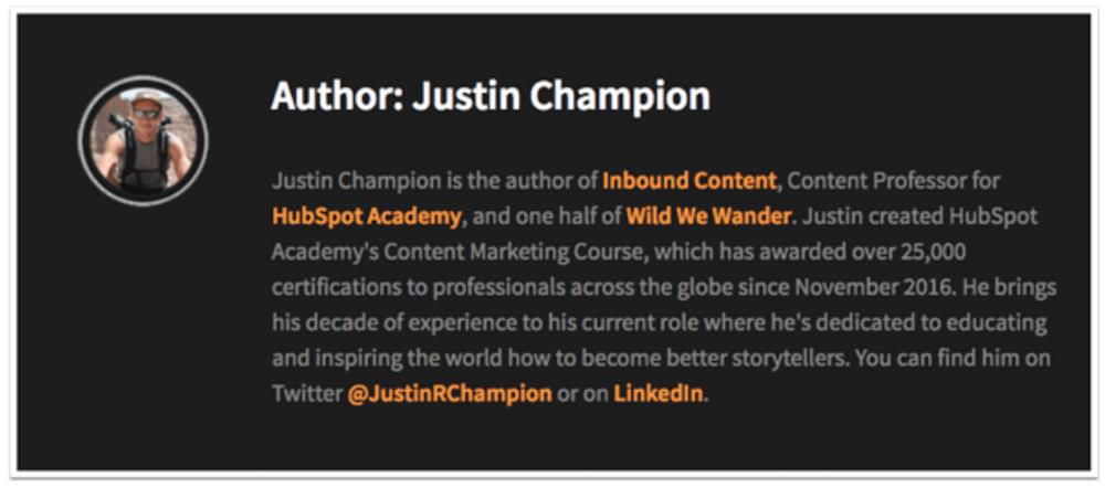 Justin Champion Guest Post Bio