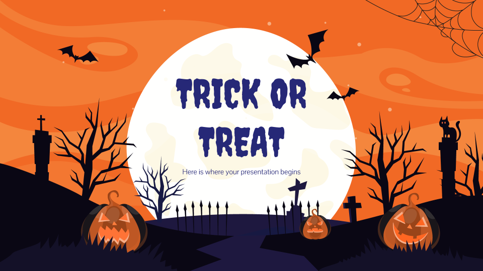 Trick or Treat Trails