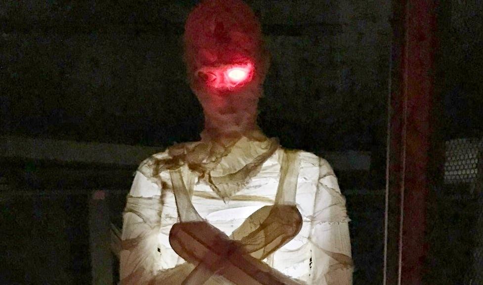 The Haunted Muesum