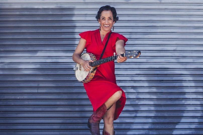 Evie Ladin Clawhammer Banjo Workshop