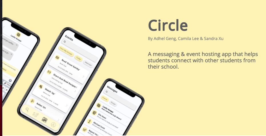 circle app image