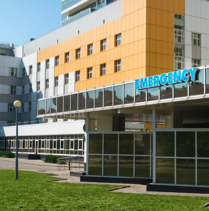 Medical building.