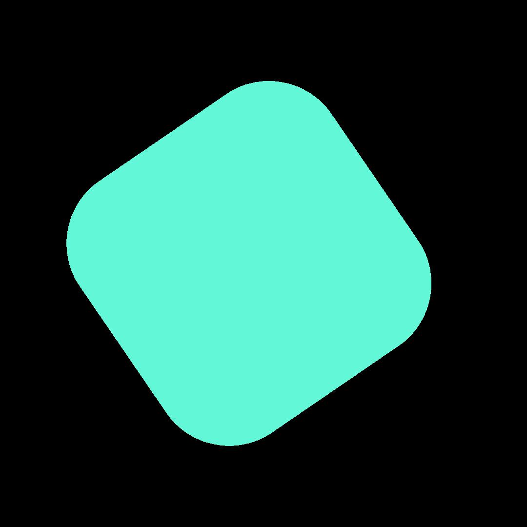 Ilustrācija - kvadrāts ar apaļiem stūriem