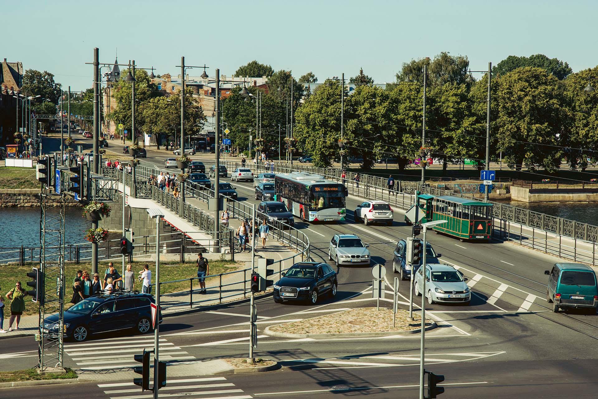 Liepāja tramvaja tilts