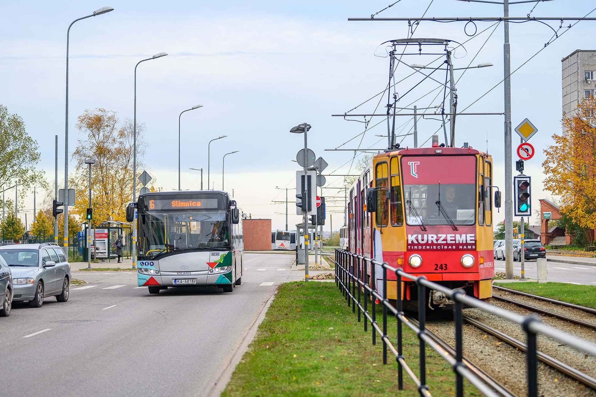 Liepājas sabiedriskais transports