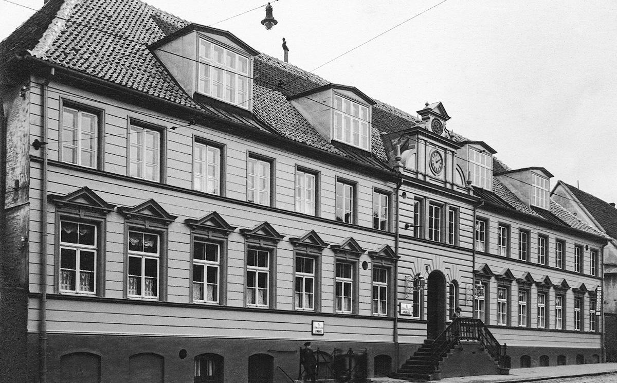 Liepājas valde ēka