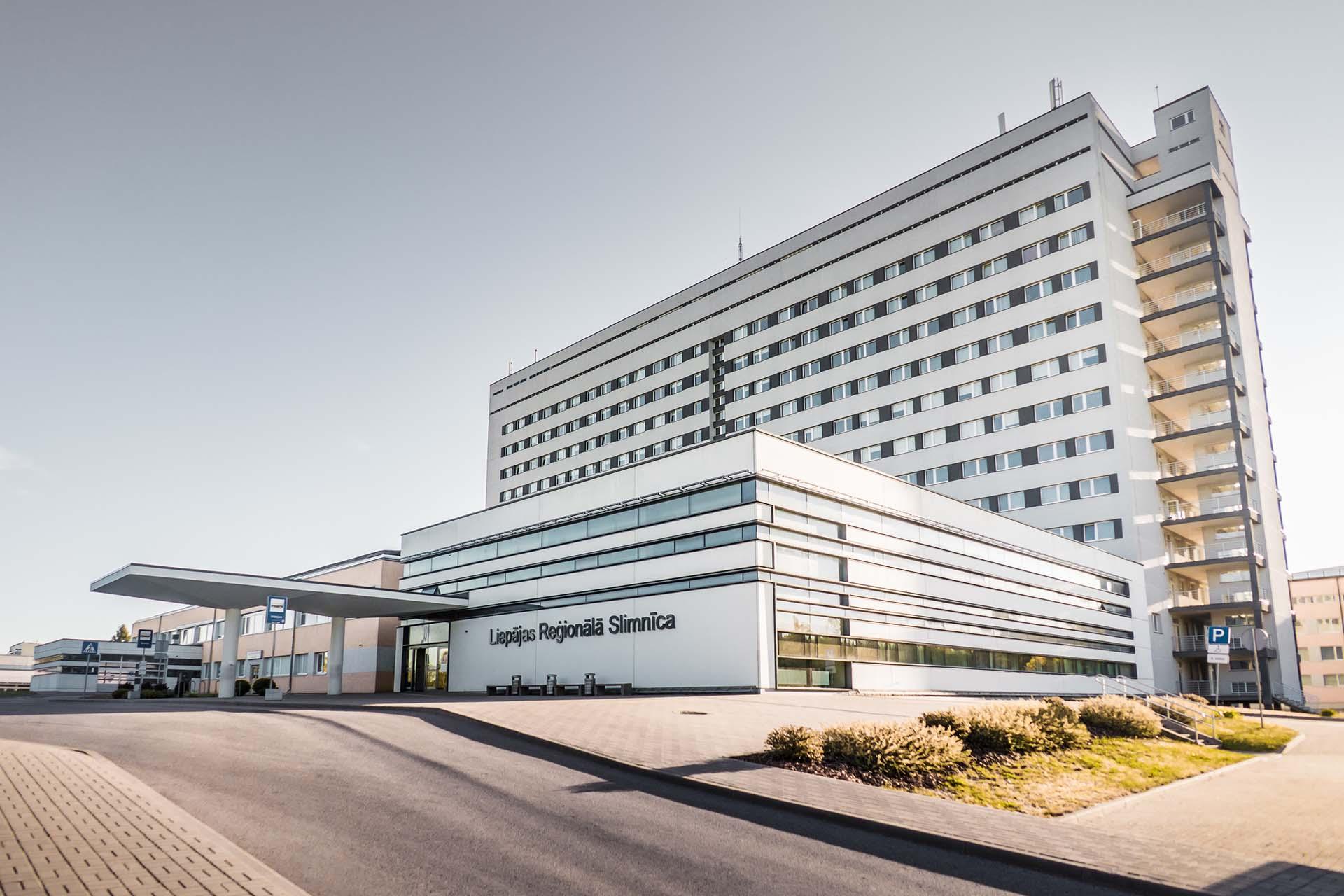 Liepājas reģionālā slimnīca