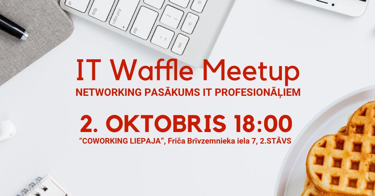 IT Waffle Meetup #16
