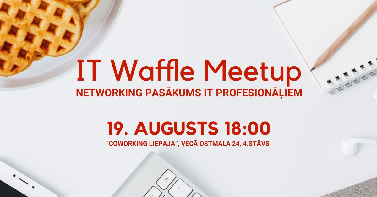 IT Waffle Meetup #15