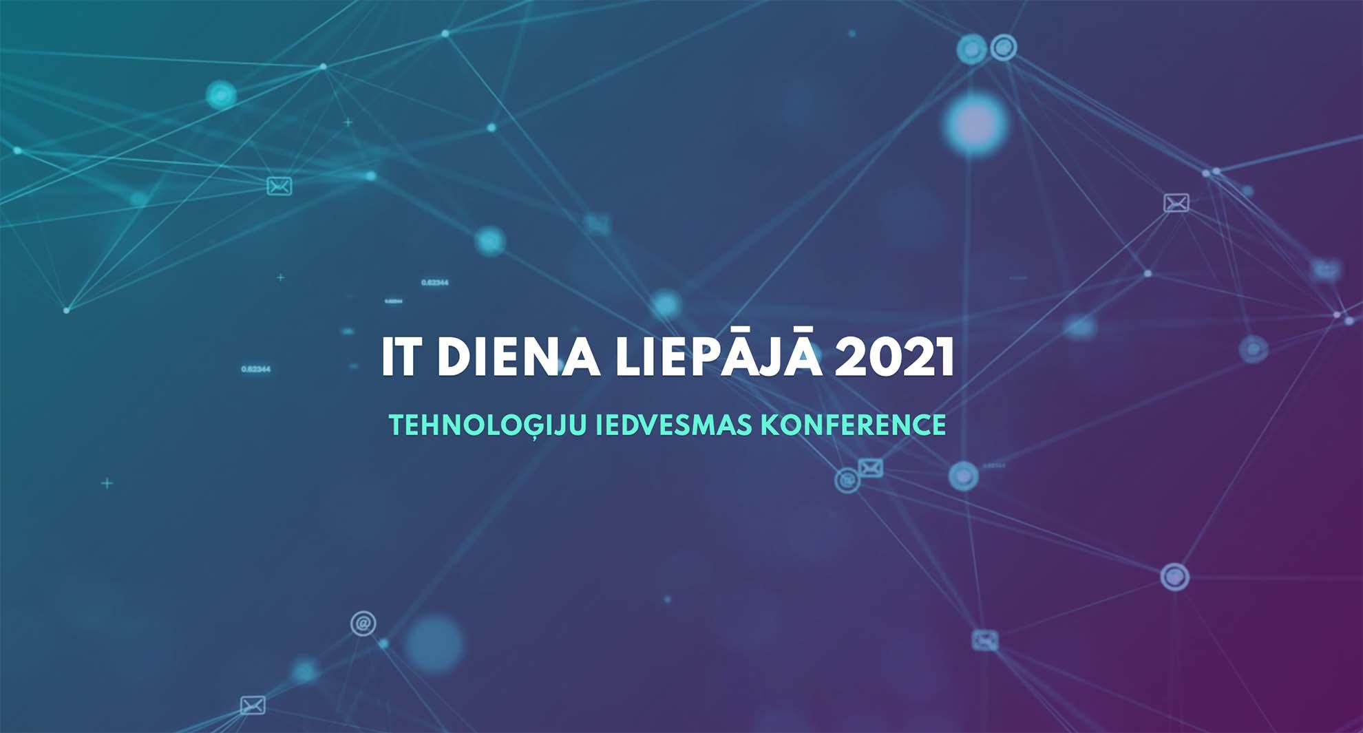IT diena Liepājā 2021