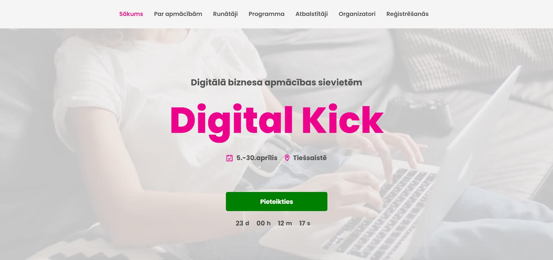 Digital Kick