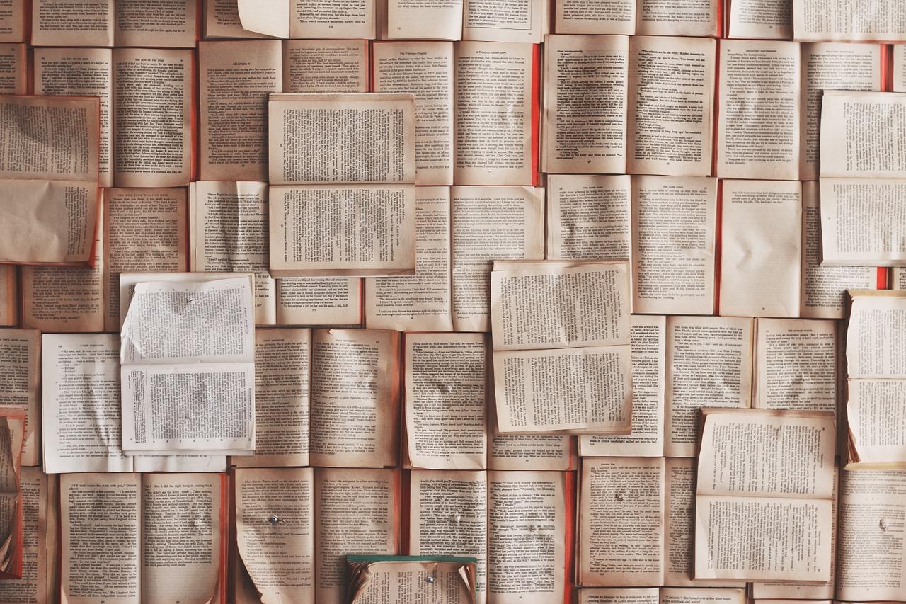Une collection de manuscrits