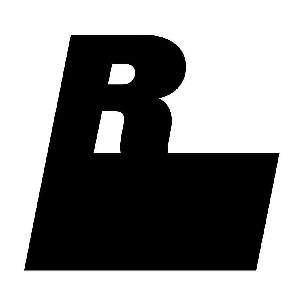 Redactless logo square