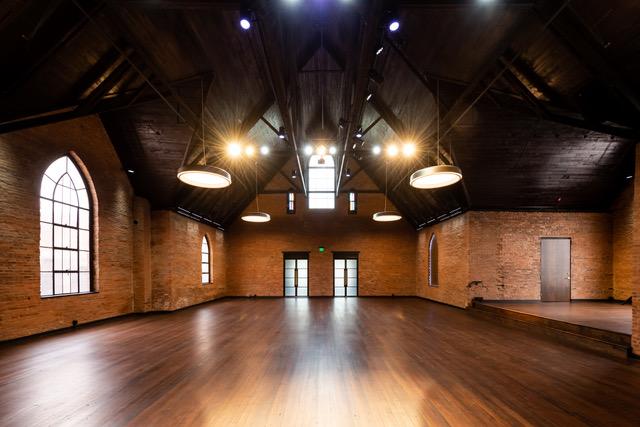 Adelaide Hall panorama