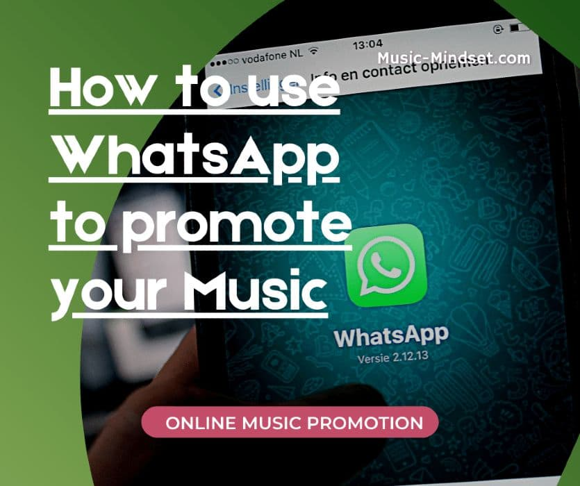 Almost everyone uses WhatsApp these days. So why not use it to promote your YouTube channel? Adding an audio file to your WhatsApp status update is a common method to promote a song or short clip. Now it is time to add your YouTube video and get your first views!