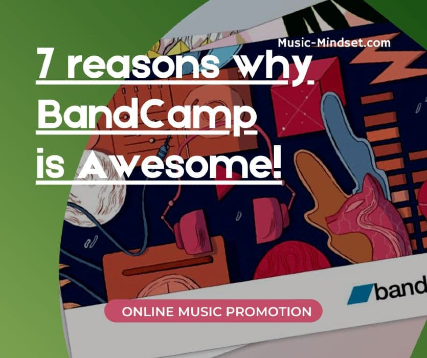 Aside from streaming your music on various sites like Spotify, iTunes, YouTube, etc., there are many fans that still want to download your music and have a digital copy of your album.If you combine your Bandcamp Artist page to earn revenue, and your YouTube artist channel to attract the best fans, you might have the ultimate online music service for your fans!