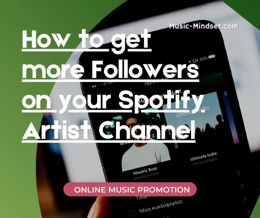 Finding your fans online is not a simple task. It takes strategy to know where your fans are, what they like, and how they will interact with your music.The methods used to get subscribers and fans on YouTube do not all work on Spotify.That is why I wanted to include some Spotify tactics to help you get your first fans.