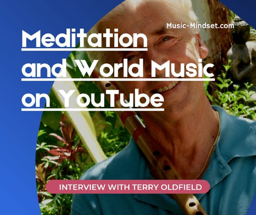 In this interview with a YouTube musician, you will hear more about Terry Oldfield.A great and interesting story about finding inspiration and passion for music.A true artist and musician, in full contact with his creative work.