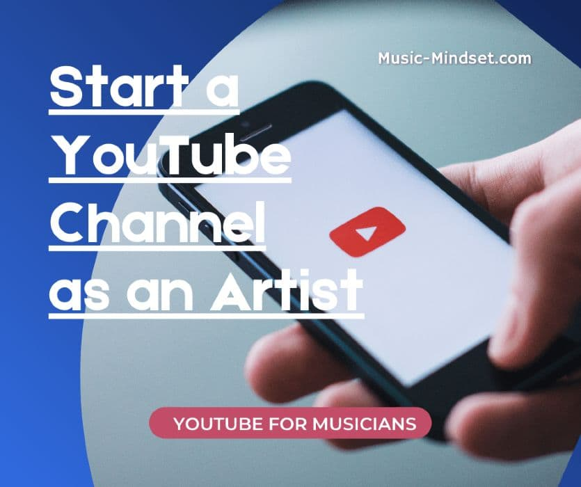 Getting your music on Youtube is an essential step in your online music marketing plan. It's a perfect way to start connecting with your audience, get your music out there and see what works and what doesn't.Setting up a Youtube channel is a straightforward process, so you will probably be done within 15 minutes. After that, you can instantly start uploading your first music video!