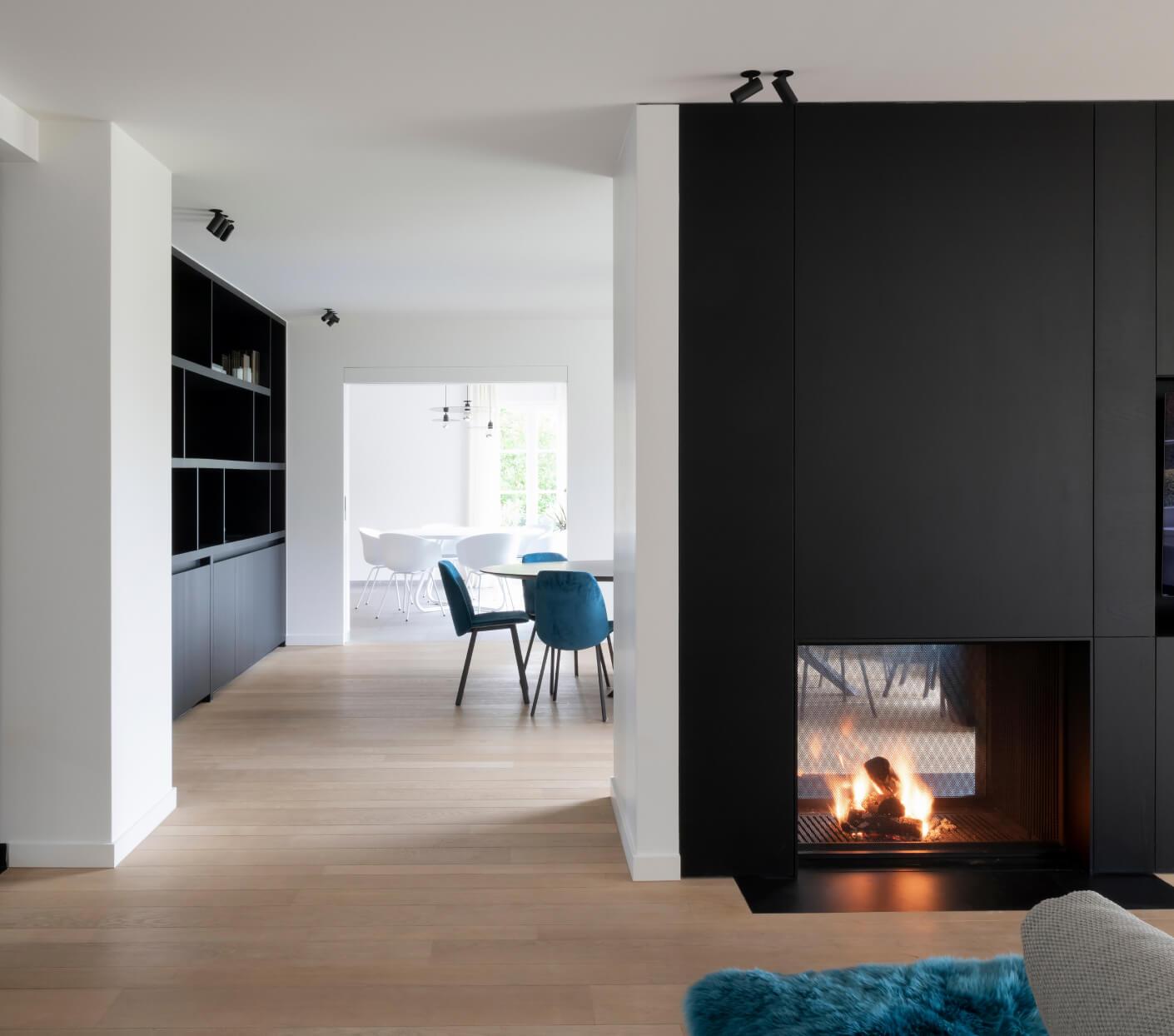 A minimal livingroom