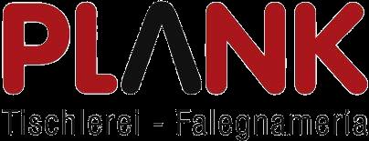Tischlerei Plank Logo Falegnameria Plank Logo