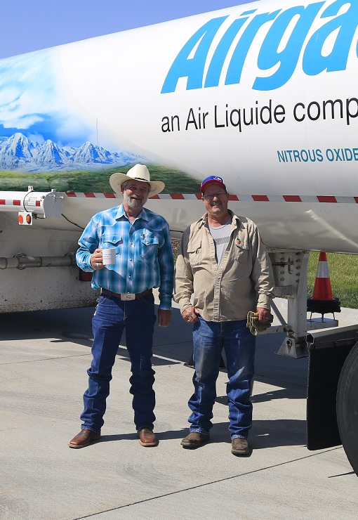 cryogenic and specialty gas transportation