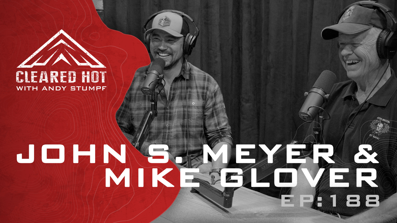 Ep 188: John Stryker Meyer and Mike Glover